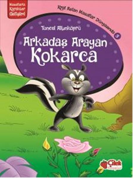Kral Aslan Masallar Dünyasında 3 - Arkadaş Arayan Kokarca.pdf