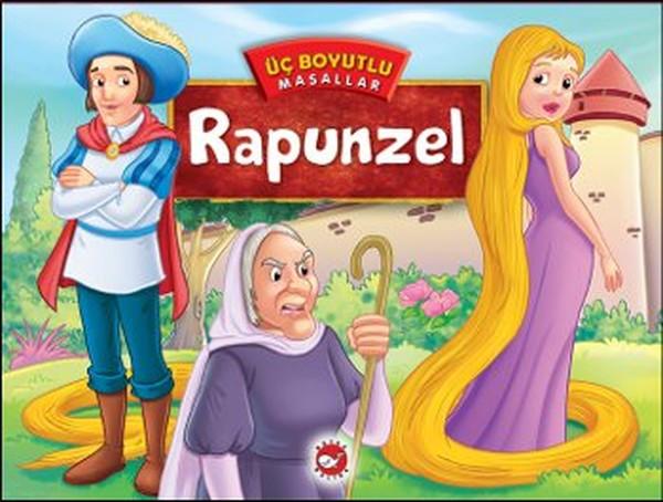 üç Boyutlu Masallar Rapunzel Kolektif Fiyatı Satın Al Idefix