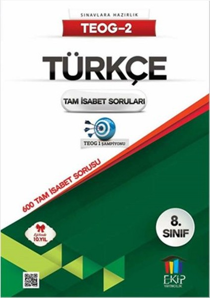 8.Sınıf TEOG-2 Türkçe Tam İsabet Soruları.pdf