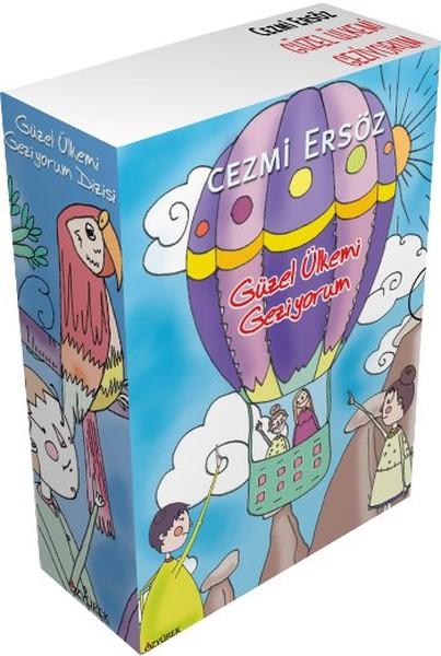 Güzel Ülkemi Geziyorum - 10 Kitap Takım.pdf