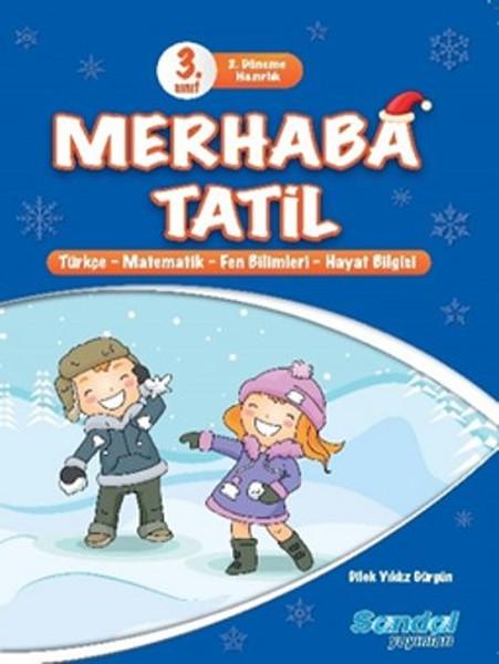 3. Sınıf 2. Döneme Hazırlık Merhaba Tatil.pdf