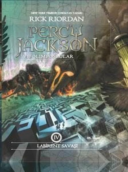 Percy Jackson ve Olimposlular - Labirent Savaşı.pdf