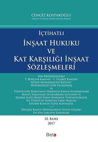 İçtihatlı İnşaat Hukuku ve Kat Karşılığı İnşaat Sözleşmeleri.pdf
