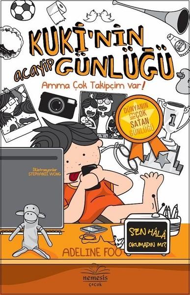 Kukinin Acayip Günlüğü 3 - Amma Çok Takipçim Var!.pdf