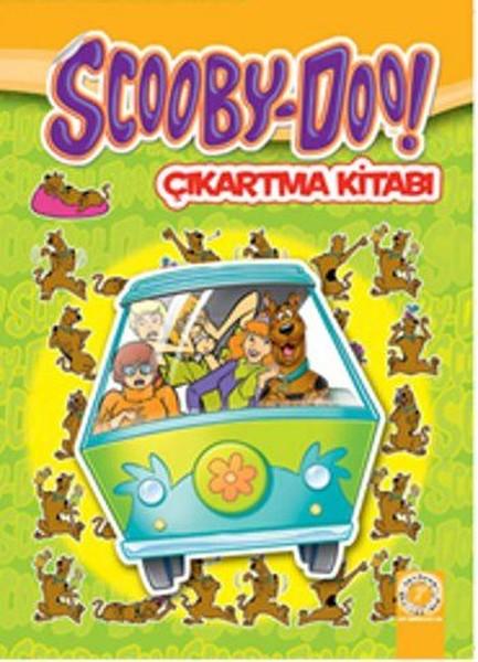 Scooby-Doo - Çıkartma Kitabı.pdf