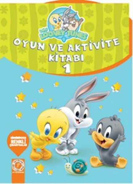 Baby Looney Tunes- Oyun ve Aktivite Kitabı 1.pdf
