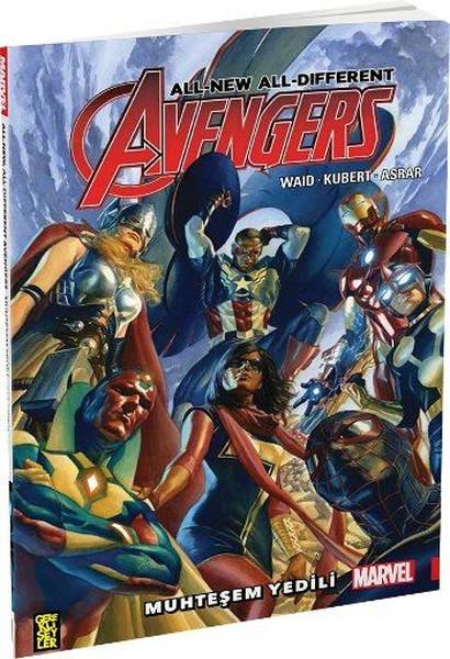 All-New All Different Avengers 1-Muhteşem Yedili.pdf