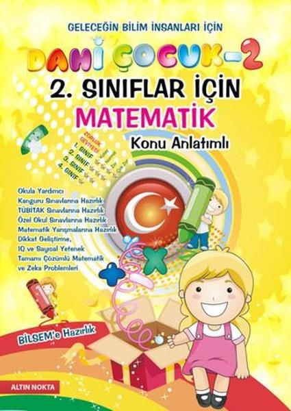 Dahi Çocuk 2. Sınıflar için Matematik Konu Anlatımlı.pdf