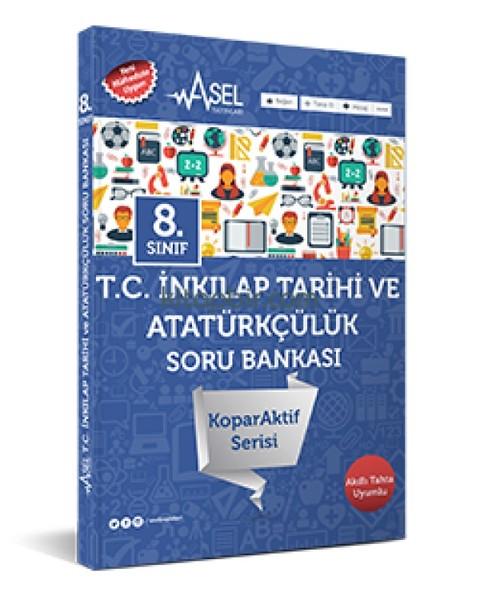 8. Sınıf İnkılap Tarihi ve Atatürkçülük Soru Bankası.pdf