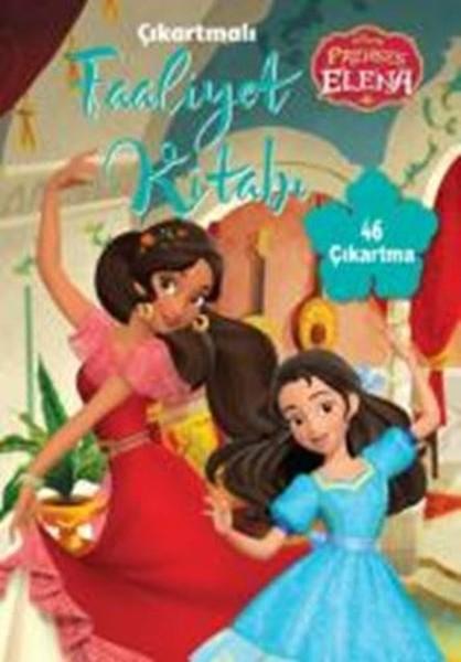Disney Prenses Elena çıkartmalı Faaliyet Kitabı Kolektif Fiyatı