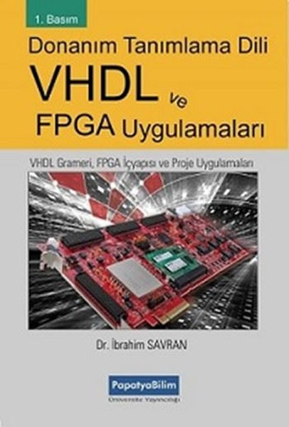 Donanım Tanımlama Dili VHDL ve FPGA Uygulamaları.pdf