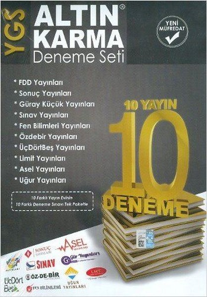 YGS Deneme Seti 10 Yayın 10 Deneme.pdf