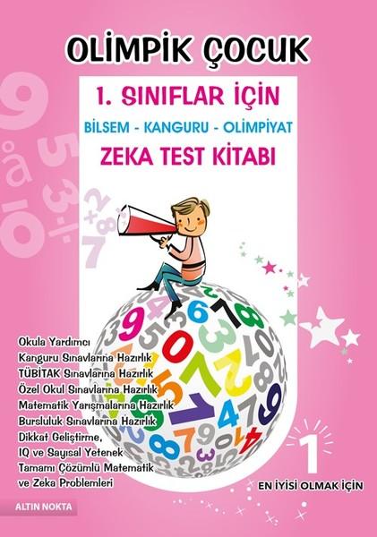 Olimpik Çocuk 1. Sınıflar İçin Matematik ve Zeka Testleri.pdf