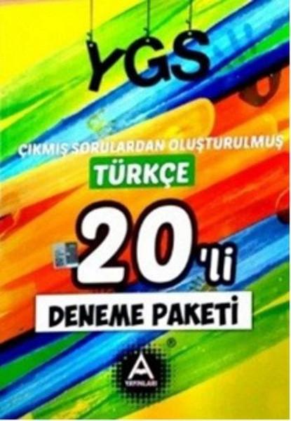 YGS Türkçe 20li Deneme Paketi.pdf