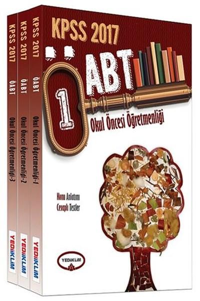 ÖABT Okul Öncesi Öğretmenliği Çözümlü Konu Anlatımlı Modüler Set 3 Kitap Takım.pdf