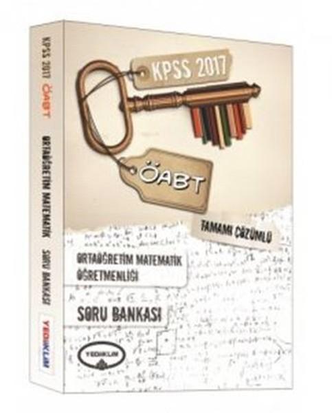 ÖABT Matematik Öğretmenliği Soru Bankası Tamamı Çözümlü 2017.pdf