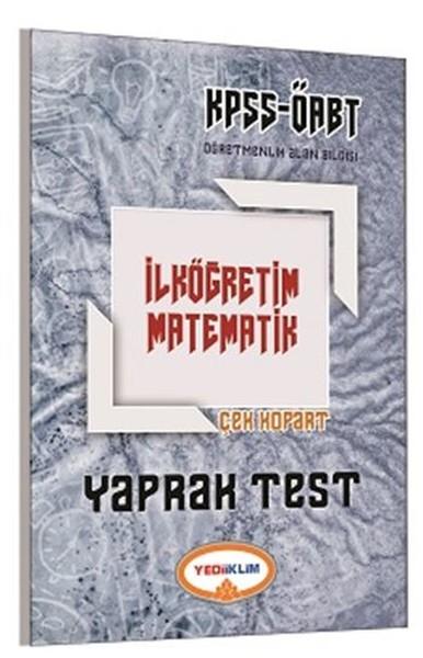 ÖABT KPSS İlköğretim Matematik Yaprak Test Çek Kopart 2017.pdf