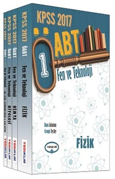 ÖABT 2017 Fen ve Teknoloji Öğretmenliği Konu Anlatımlı Modüler Set 4 Kitap Takım.pdf