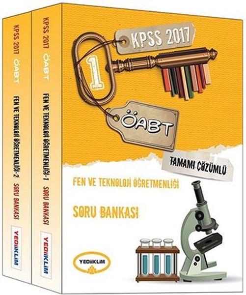 ÖABT 2017 Fen ve Teknoloji Öğretmenliği Soru Bankası Tamamı Çözümlü 2 Kitap Takım.pdf