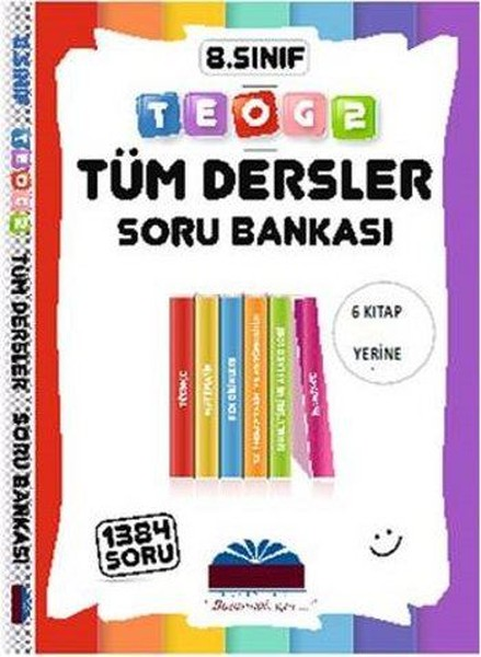 8 Sınıf TEOG 2 Tüm Dersler Soru Bankası.pdf