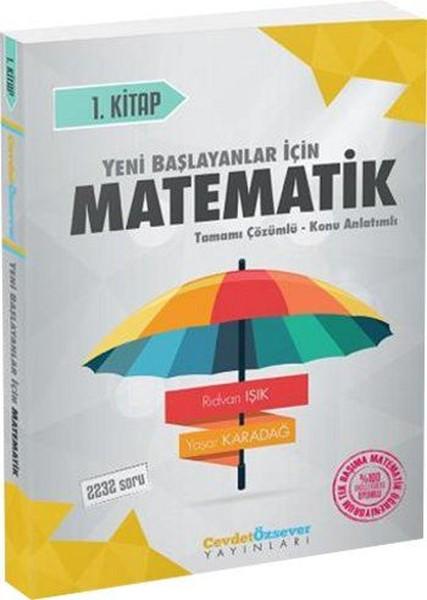 Yeni Başlayanlar İçin Matematik 1.Kitap.pdf