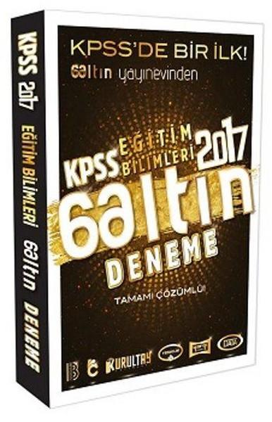 KPSS 2017 Tamamı Çözümlü 6 Altın Deneme Sınavı.pdf