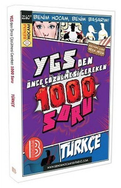 YGSden Önce Çözülmesi Gereken Türkçe.pdf