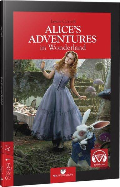 Alices Adventures in Wonderland - Stage 1 - İngilizce Hikaye.pdf