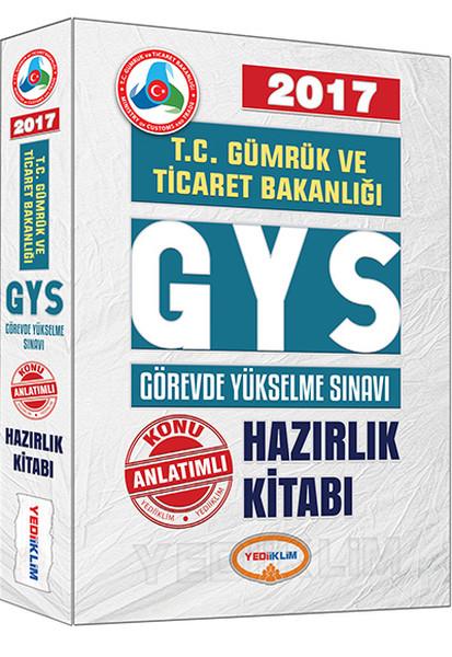 T.C. Gümrük ve Ticaret Bakanlığı  GYS Hazırlık Kitabı 2017.pdf