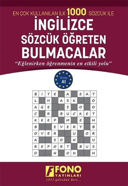 İngilizce Sözcük Öğreten Bulmacalar.pdf
