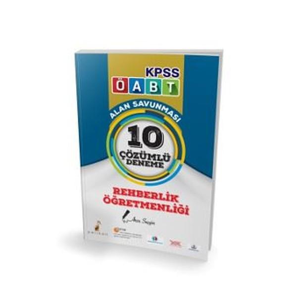 KPSS ÖABT Rehberlik Öğretmenliği Alan Savunması 10 Çözümlü Deneme.pdf