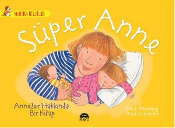 Süper Anne - Anneler Hakkında Bir Kitap.pdf