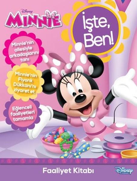 Diney Minnie İşte Ben Faaliyet Kitabı.pdf