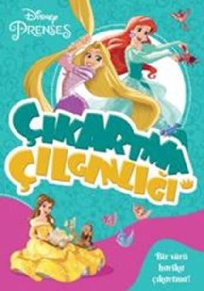 Disney Prenses Çıkartma Çılgınlığı.pdf
