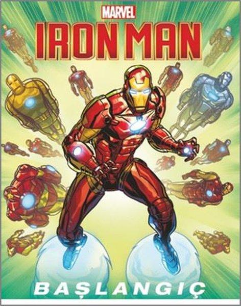 Marvel Iron Man - Başlangıç.pdf