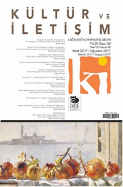 Kültür ve İletişim Sayı: 39.pdf