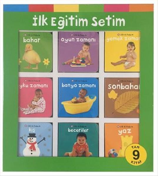 İlk Eğitim Setim-9 Kitap Takım.pdf