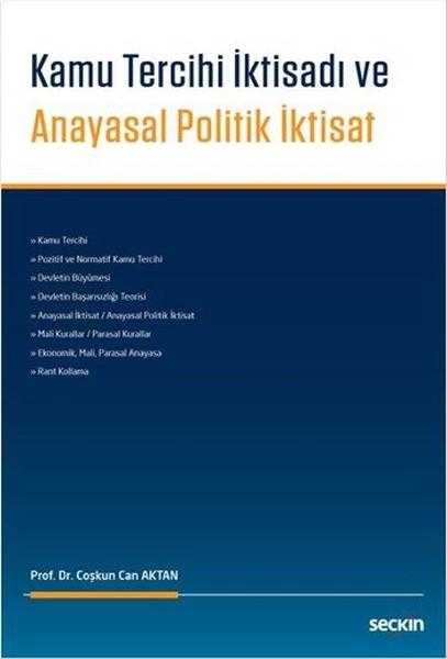 Kamu Tercihi İktisadı ve Anayasal Politik İktisat.pdf