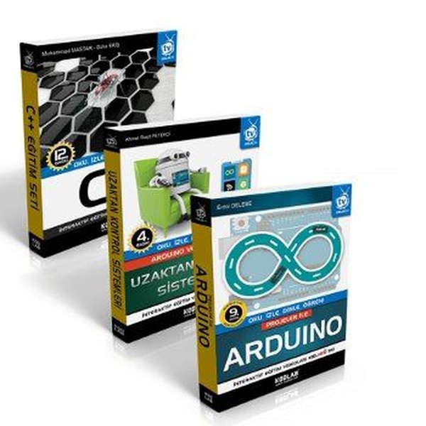 Arduino Eğitim Seti 2-4 Kitap Takım.pdf