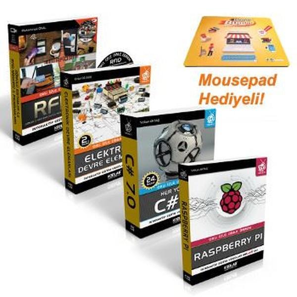 Raspberry Pi Proje Seti 4 Kitap Takım.pdf