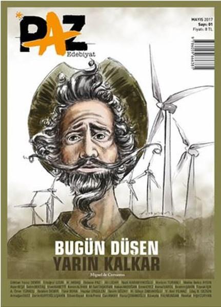 PAZ Edebiyat Dergisi Sayı 1.pdf