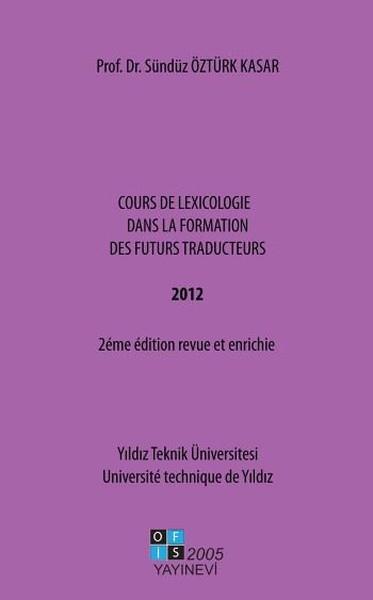 Cours De Lexıcologie Dans La Formation Des Futurs Traducteurs.pdf