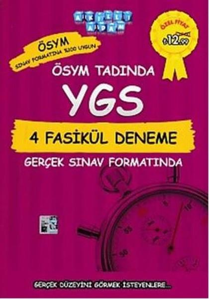 ÖSYM Tadında YGS 4 Fasikül Deneme-Gerçek Sınav Formatında.pdf
