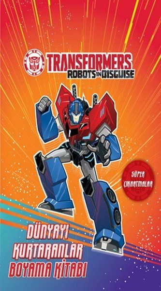 Transformers Dünyayı Kurtaranlar Boyama Kitabı.pdf