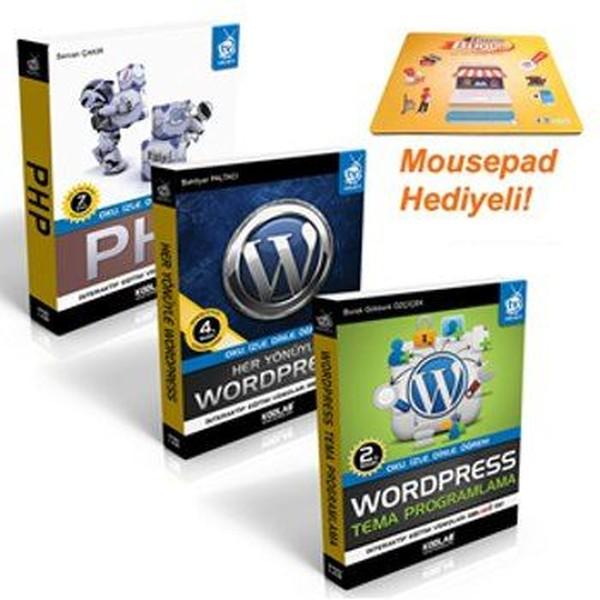 Wordpress Programlama Seti-3 Kitap Takım.pdf