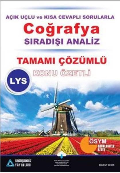 LYS Coğrafya Konu Özetli Tamamı Çözümlü.pdf
