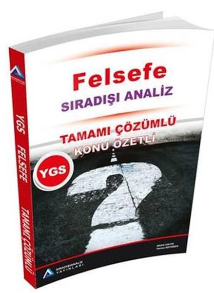 YGS Felsefe Konu Özetli Tamamı Çözümlü.pdf