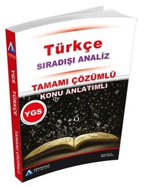 YGS Türkçe Konu Anlatımlı Tamamı Çözümlü.pdf