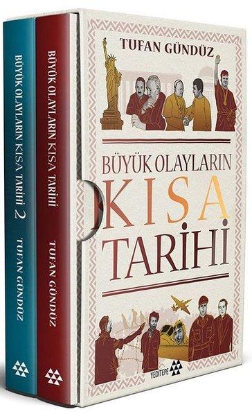 Büyük Olayların Kısa Tarihi-2 Kitap Takım.pdf