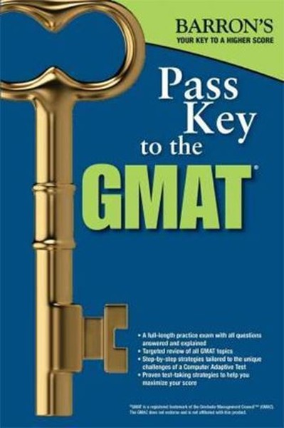 Pass Key to the GMAT, 2nd Edition (Barrons Pass Key the Gmat).pdf